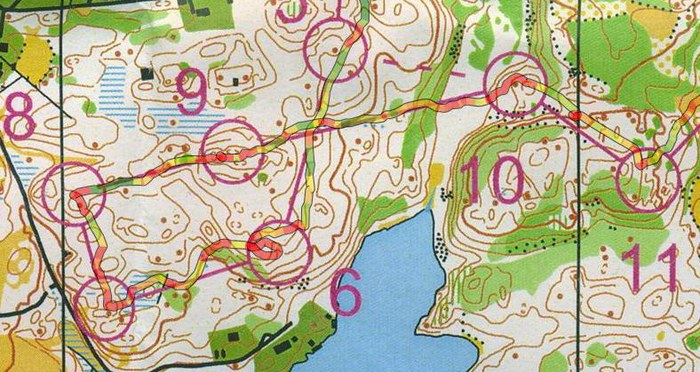 O-training net » GPS Analysis for Orienteering: All the Basics!